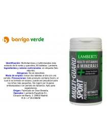 Multiguard Sport vitaminas...