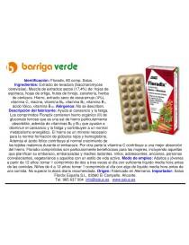 Floradix comprimidos