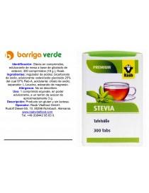 Stevia en comprimidos