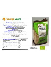 Quinoa real semillas 500 g.