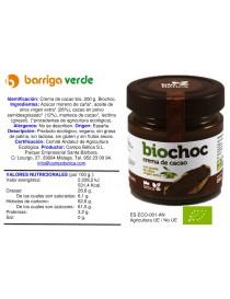 Crema de cacao