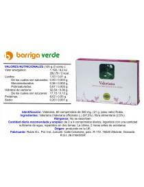 Valeriana en comprimidos