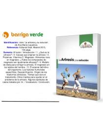 Libro 'La artrosis y su...