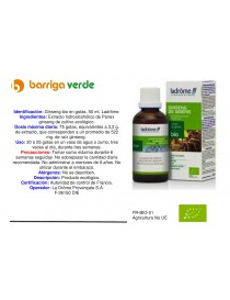 Ginseng extracto líquido