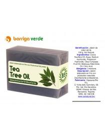 Jabón de árbol del té