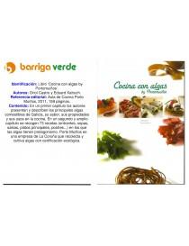 Libro 'Cocina con algas'
