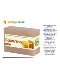 Jabón neutro de glicerina