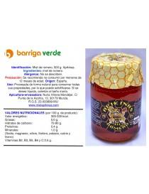 Miel de romero 500 g.