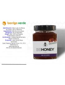 Miel multiflores de campo...