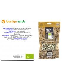 Salvia bio hojas