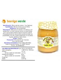Miel de romero cruda 1 kg.
