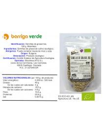 Semillas de girasol, 100 g.