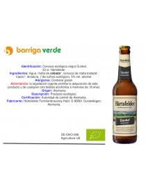 Cerveza ecológica...