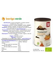 Yannoh Instantáneo cereales...