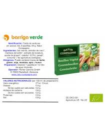 Caldo de verduras en pastillas