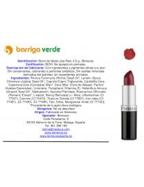 Barra de labios Just Red