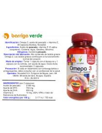 Omepa 3, aceite de pescado...