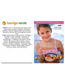 Libro 'La alimentación de...