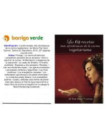 Libro 'Las 69 recetas más...
