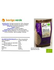 Semillas de girasol 500 g.
