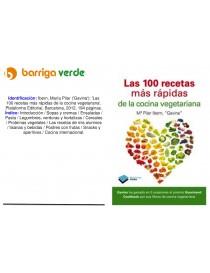 Libro 'Las 100 recetas más...